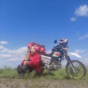 Мото путешествие Алтай-Владивосток-Камчатка (9)